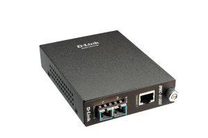 D-LINK - 1000BaseT to 1000BaseLX Singlemode Media Converterwith SC Fiber Connector (D-LINK Assist - Categoria C) - DMC-810SC