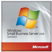 HP - Microsoft Windows Small Business Server 2008 Standard Edition