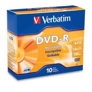 MAXELL - DVD-R 16X 4,7GB TORRE 10 - 275730.40.CN