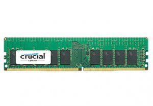 CRUCIAL - DDR4 8GB 2400 MT/s CL17 SR x4 ECC Registered 288pin