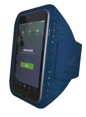 ADIDAS - SPORT ARMBAND IPHONE 7 (COLLEGIATE NAVY)