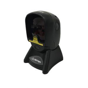 SITTEN - BC2020 - Leitor cód. Barras laser de mesa. USB. Omnidireccional. Preto.