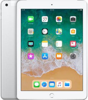 APPLE - iPad Wi-Fi + Cellular 32GB - Silver (novo)