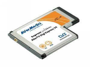 AVERMEDIA - AVERTV DIGIEXPRESS 54 EXPRESSCARD DVBT
