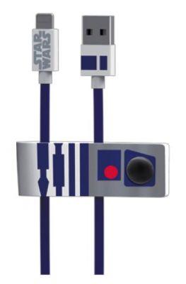 TRIBE - Cabo Star wars USB lightning r2-d2