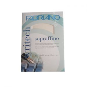 FABRIANO - Papel Natural A4 85gr Blister 50 Folhas Fino Marfim