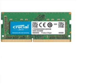 CRUCIAL - DDR4 8GB 2400MT/sCL17 DRx8 unbuf SODIMM 260pin/Mac