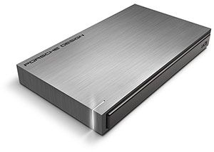 LACIE - Disco PORSCHE MOBILE P9220 USB3 500Gb