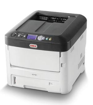Oki - C712dn - Impressora A4 Cor/mono, Duplex