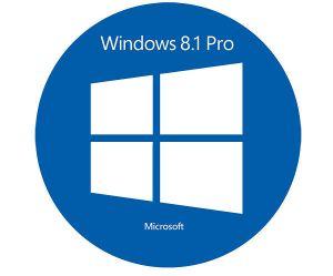 MICROSOFT - Windows 8.1 Pro OEM - Apenas Licença