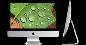 APPLE - iMac 21.5Pol 4K Retina: Core i5 3.1GHz / 8GB / 1TB / Intel Iris Pro 6200