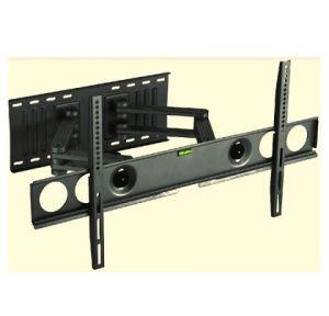NAPOFIX - Suporte PAREDE ROTATIVO LED/LCD 37P A 80P 276 BLACK