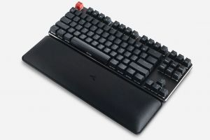 Glorious PC GR - Suporte Pulso Stealth Slim TKL Pret
