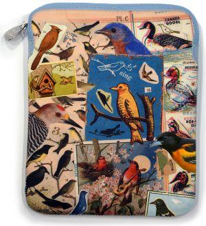 ARTBIRD - Sleeve iPad 2 / 3 / 4 Birds