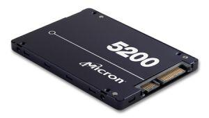 Micron - SSD 2,5 480GB 5200 MAX Enterp.