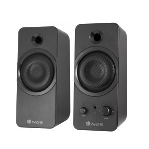 NGS - Superbass Stereo Gaming Speakers - Power 20W