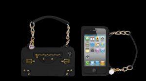 MAIWORLD - Oblige Urban iPhone 4 black