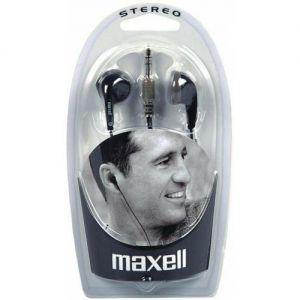 MAXELL - HEADPHONES - BOTON EB-98 PRETO (EB-98 BLACK)