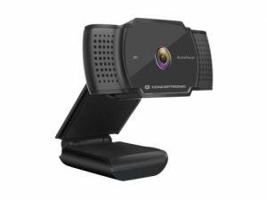 CONCEPTRONIC - WEBCAM AMDIS 02B 2K SUPER HD AUTOFOCUS