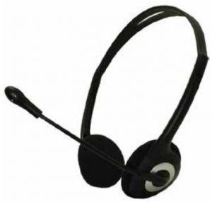 APPROX - Lightweight Stereo Lightweight Stereo Auscultadores no ouvido preto