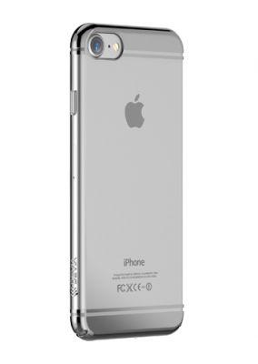 DEVIA - Capa Glimmer V2 iPhone 7 Silver