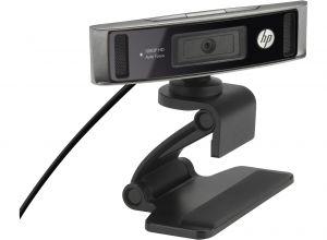 HP HD 4310 1920 x 1080pixels USB 2.0 Preto webcam
