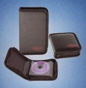 HITEC - Arquivador para  24 CD´S mini PVC KEPLER