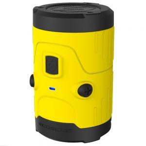 SCOSCHE - boomBOTTLE H20 RUG WATERPROOF WIRELESS SPEAKER(YEL)