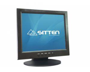 SITTEN - ST- 1085 - Monitor 10P: Panel 10P 4:3 Digital TFT- LCD 800*600 @ 60 Hz: Contraste 400:1: Brillo 250cd/m2: