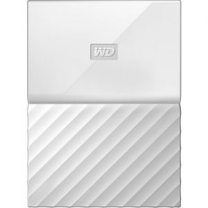 WESTERN DIGITAL - HDD EXT My Pass 1TB 2.5 White WorldWide