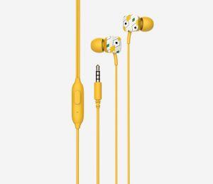 SPC - Auricular Hype 4603Y 3.5mm Amarelo