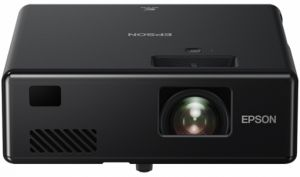 EPSON - Mini projetor laser de TV EF-11