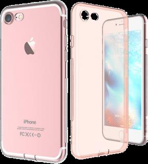 DEVIA - Capa Naked iPhone 7  Rose Gold