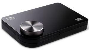 CREATIVE - SOUND BLASTER SB X-FI SURROUND 5.1 PRO V3, USB SOUND CARD