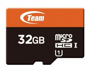 TEAMGROUP - MICRO SD 32GB CLASS 10 /ADAPT - TUSDH32GUHS03