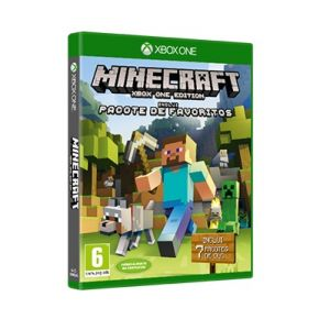 MICROSOFT - Xbox One Minecraft Favourites Pack