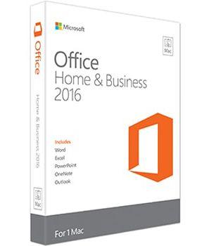 MICROSOFT - Office Mac Home Business 1PK 2016 Inglês EuroZone Medialess P2