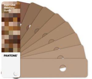 PANTONE - SKINTONE GUIDE - 41787