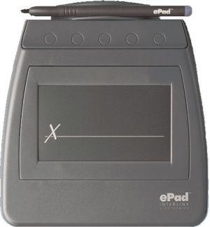EPADLINK - ePad VP9801 Mesa digitalizadora de assinaturas