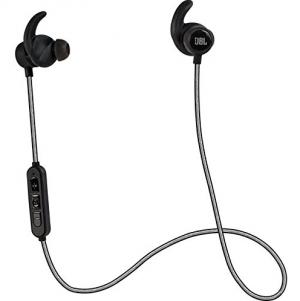 JBL - Harman Reflect Mini BT Sport Wireless Bluetooth Headphones BLACK