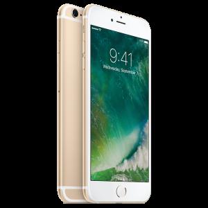 APPLE - iPhone 6s Plus 32GB Gold