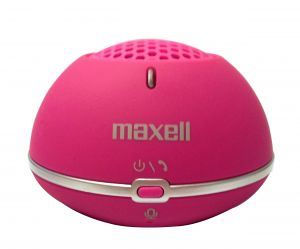 MAXELL - Coluna BT 2W MXSP-BT01 ROSA (MXSP-BT01 ROSA)