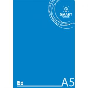 SMART OFFICE - Bloco Notas Smart Office A5 Quadriculado: 60gr: 100 Folhas (min. 10 un.)