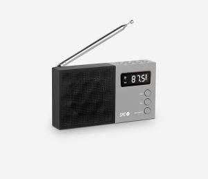 SPC - Radio FM Jetty Ecrã LCD