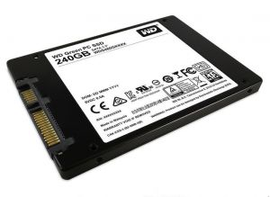 WESTERN DIGITAL - GREEN PC SSD WDS240G1G0A 240 GB - SATA 6GB/S