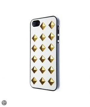 VCUBED3 - Metal Rhombus iPhone 5 (white)