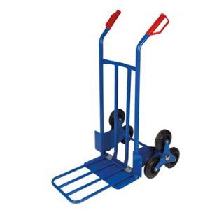 TOOLAND - Carro mao para subir escadas 6 rodas capacidade ate 150kg