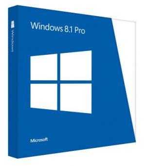 MICROSOFT - Windows Pro 8.1 32-bit/64-bit Português DVD