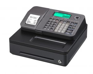 Casio SE-S100 Jato de tinta térmico 2000PLUs LED caixa registadora