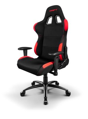 DRIFT - Cadeira Gaming DR100 Black/Red Gaming Chair